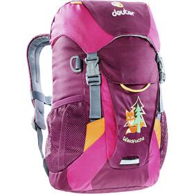 Deuter Waldfuchs Backpack 10l Kinder blackberry-magenta